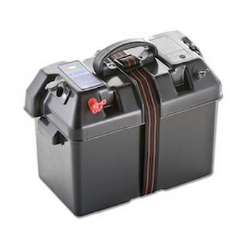 Boîtier de batterie 100Amp modèle filaire avec poignée