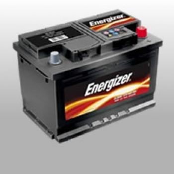 Batterie Energizer pour le démarrage et les services à bord 60Ah 74Ah 95Ah