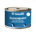 Peinture émail Veneziani Gummipaint pour bateaux pneumatiques